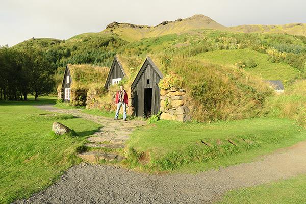 Çim çiftlik evleri